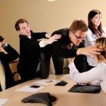 Общественные конфликты и способы их решения